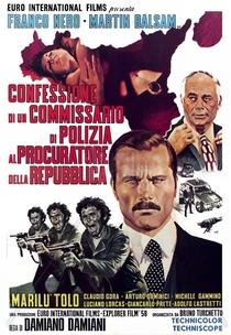 Confissões de um Comissário de Polícia ao Procurador da República - Poster / Capa / Cartaz - Oficial 1