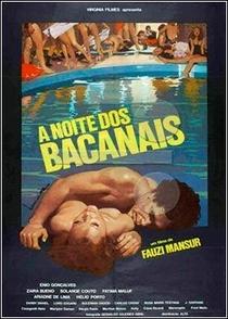 A Noite dos Bacanais - Poster / Capa / Cartaz - Oficial 1