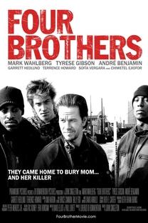 Quatro Irmãos - Poster / Capa / Cartaz - Oficial 6