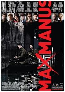 Max Manus - O Homem da Guerra - Poster / Capa / Cartaz - Oficial 4