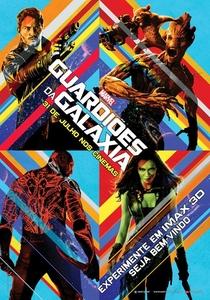 Guardiões da Galáxia - Poster / Capa / Cartaz - Oficial 3