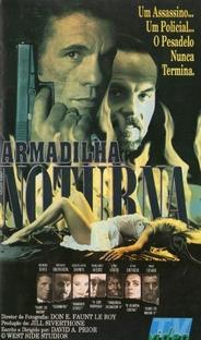 Armadilha Noturna - Poster / Capa / Cartaz - Oficial 2