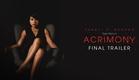 Acrimônia Trailer Legendado PT-BR HD (2018)