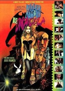 Killer Barbys Contra Dracula - Poster / Capa / Cartaz - Oficial 1
