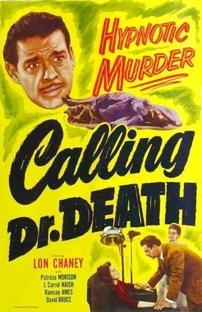 Doutor Morte - Poster / Capa / Cartaz - Oficial 1