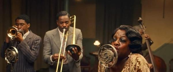 A voz suprema do blues (2020)