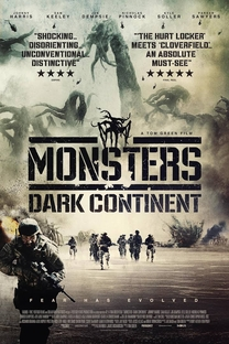 Monsters: Dark Continent - Poster / Capa / Cartaz - Oficial 3