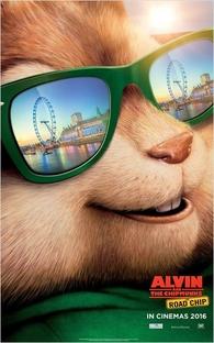 Alvin e os Esquilos: Na Estrada - Poster / Capa / Cartaz - Oficial 11
