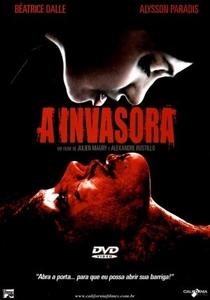 A Invasora - Poster / Capa / Cartaz - Oficial 2