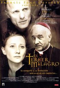 O Terceiro Milagre - Poster / Capa / Cartaz - Oficial 2