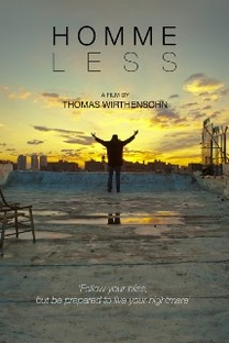 Homme Less - Poster / Capa / Cartaz - Oficial 1
