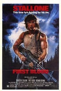 Rambo: Programado Para Matar - Poster / Capa / Cartaz - Oficial 7