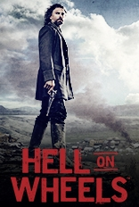 Hell on Wheels (5ª Temporada) - Poster / Capa / Cartaz - Oficial 2