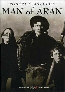 O Homem de Aran  - Poster / Capa / Cartaz - Oficial 1
