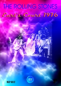 Rolling Stones - Earl's Court 1976 - Poster / Capa / Cartaz - Oficial 1