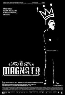 O Magnata - Poster / Capa / Cartaz - Oficial 1