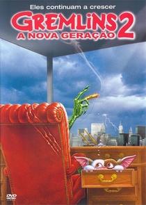 Gremlins 2: A Nova Geração - Poster / Capa / Cartaz - Oficial 4