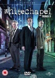 Whitechapel (3ª Temporada) - Poster / Capa / Cartaz - Oficial 1
