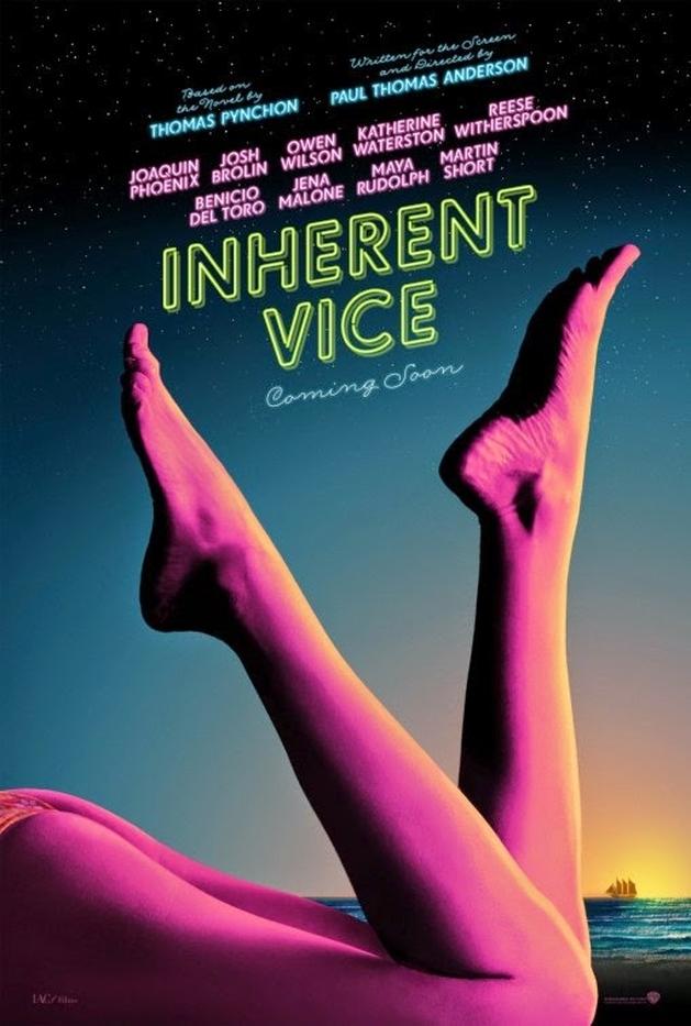 Viver de Cinema: Trailer de VÍCIO INERENTE, de P.T. Anderson