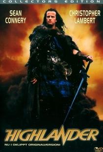 Highlander - O Guerreiro Imortal - Poster / Capa / Cartaz - Oficial 5