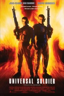 Soldado Universal - Poster / Capa / Cartaz - Oficial 20