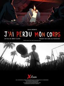 Perdi Meu Corpo - Poster / Capa / Cartaz - Oficial 3