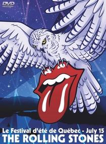 Rolling Stones - Québec 2015 - Poster / Capa / Cartaz - Oficial 1