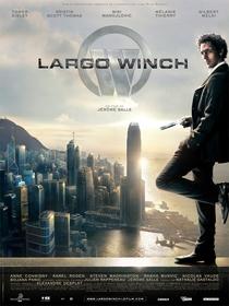 O Invencível - Largo Winch - Poster / Capa / Cartaz - Oficial 3