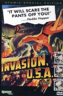 Invasion U.S.A. - Poster / Capa / Cartaz - Oficial 3