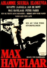 Max Havelaar  - Poster / Capa / Cartaz - Oficial 3