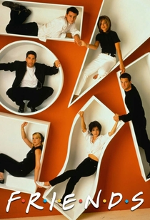 Friends (3ª Temporada) - Poster / Capa / Cartaz - Oficial 2
