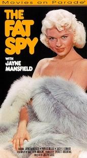 The Fat Spy - Poster / Capa / Cartaz - Oficial 7