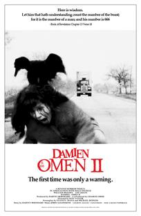 Damien - A Profecia 2 - Poster / Capa / Cartaz - Oficial 8