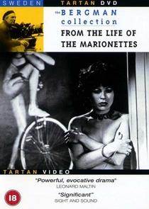 Da Vida das Marionetes - Poster / Capa / Cartaz - Oficial 3