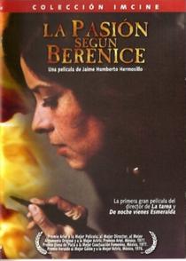 La pasión según Berenice - Poster / Capa / Cartaz - Oficial 1