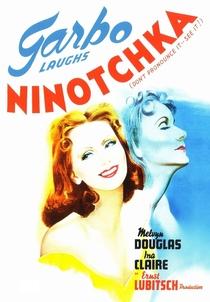 Ninotchka - Poster / Capa / Cartaz - Oficial 2