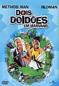 Dois Doidões em Harvard - Poster / Capa / Cartaz - Oficial 1