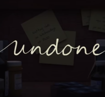 Undone - Poster / Capa / Cartaz - Oficial 1