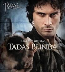 Tadas Blinda - O início - Poster / Capa / Cartaz - Oficial 1