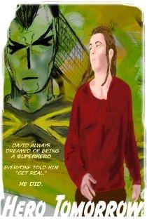 Hero Tomorrow - Poster / Capa / Cartaz - Oficial 8