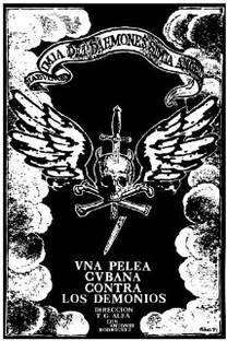 Una pelea cubana contra los demonios - Poster / Capa / Cartaz - Oficial 1