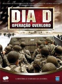 Dia D - Operação Overlord - Poster / Capa / Cartaz - Oficial 1