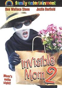 Mamãe Invisível 2 - Poster / Capa / Cartaz - Oficial 1
