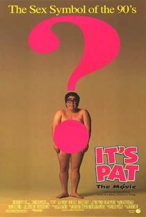 Isto é Pat - o filme - Poster / Capa / Cartaz - Oficial 1