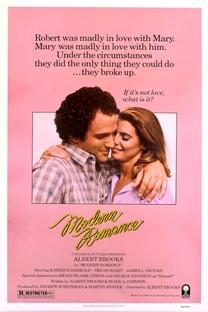 Um Romance Moderno - Poster / Capa / Cartaz - Oficial 1