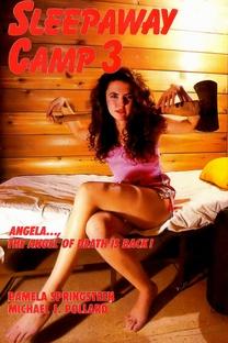 Acampamento Sinistro 3 - Poster / Capa / Cartaz - Oficial 5