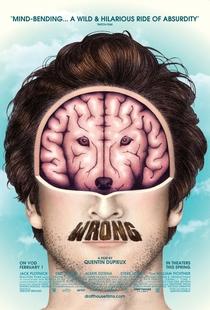 Wrong - Poster / Capa / Cartaz - Oficial 1