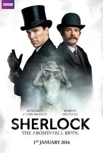 Sherlock: A Abominável Noiva - Poster / Capa / Cartaz - Oficial 2