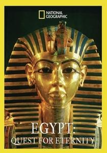 National Geographic Video - Egito: Em Busca Da Eternidade - Poster / Capa / Cartaz - Oficial 3