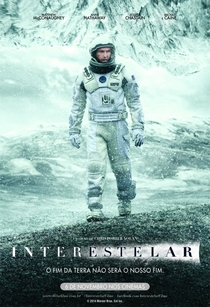 Interestelar - Poster / Capa / Cartaz - Oficial 25